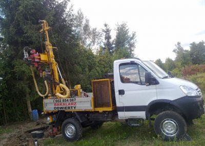 Wiercenie studni Osielsko